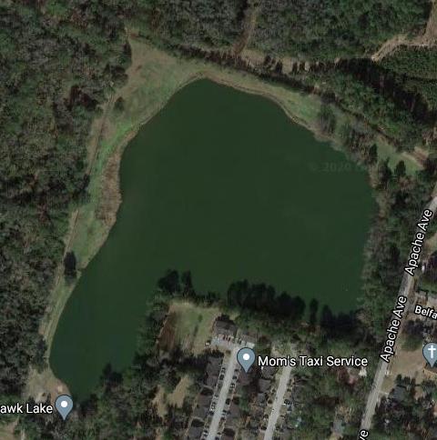 google map of Mohawk Lake