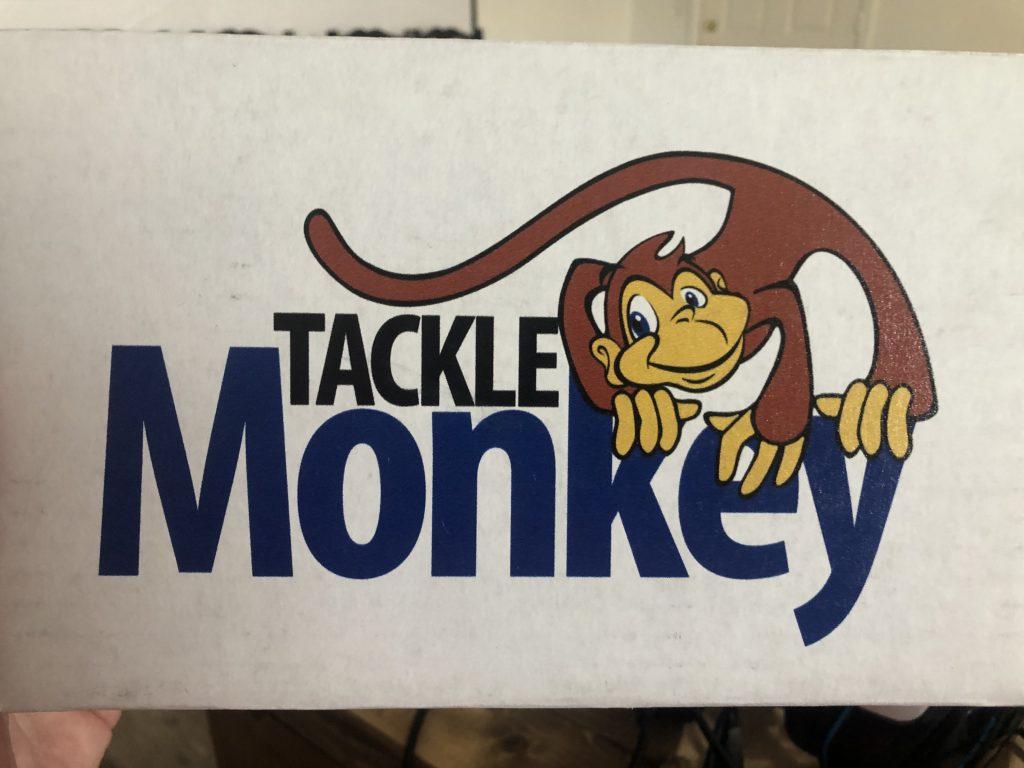 Tackle Monkey box