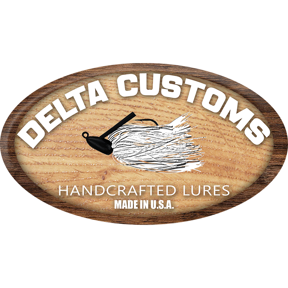 Delta Customs Handcrafted Lures